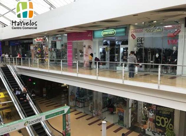 arriendo centro comercial hayuelos
